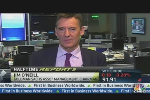 Goldman's O'Neill Likes Regional Banks