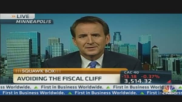 Pawlenty: Truth & Consequences of Fiscal Cliff