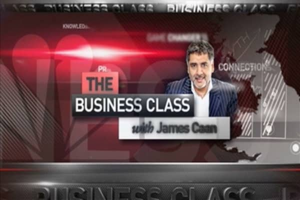 The Business Class Episode One