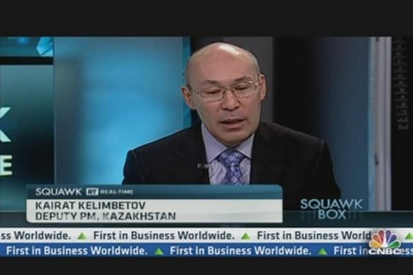 Why Kazakhstan Is Not Just About Oil: Deputy Prime Minister