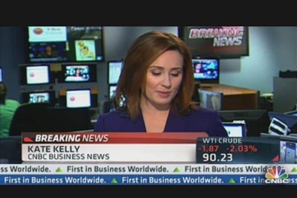 CNBC's Kelly: Citi's Forese Informally Offered COO