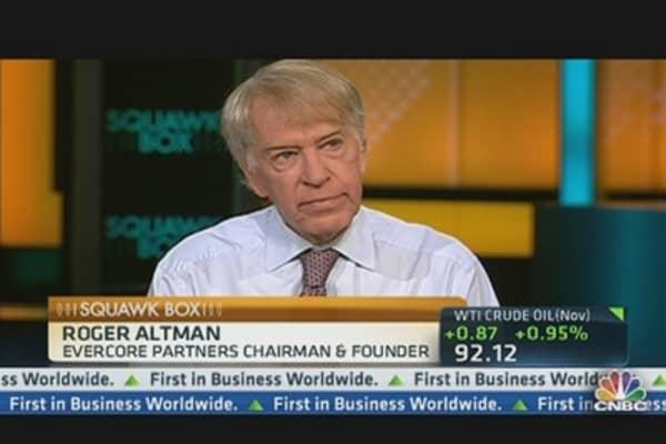 Altman Focuses on Darkened Global Outlook