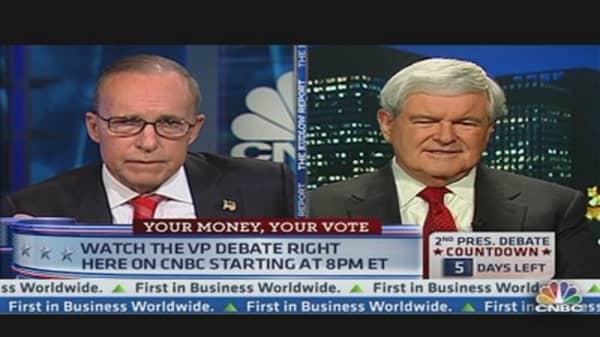 Gingrich: Obama Facing Huge Problems