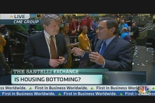 Is Housing Bottoming?