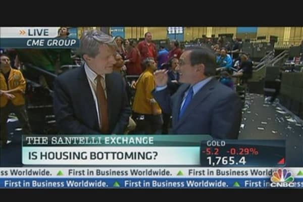 Shiller: Why Bernanke Can't Fix Housing On His Own