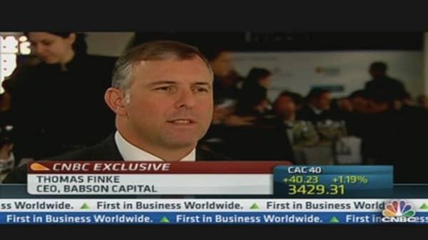 Uncertainty Is Key Drag on Investors: CEO