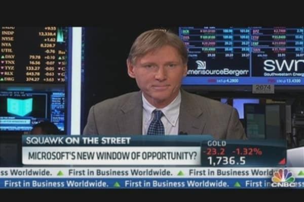Windows 8: Microsoft's New 'Window' of Opportunity?