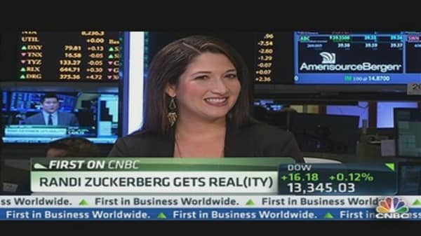Randi Zuckerberg Spotlights 'Silicon Valley'