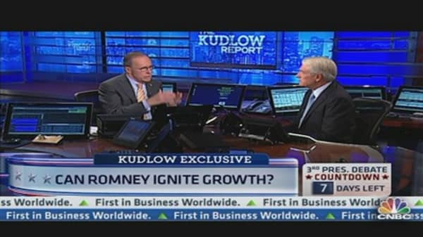 Which Candidate Will Ignite Growth?