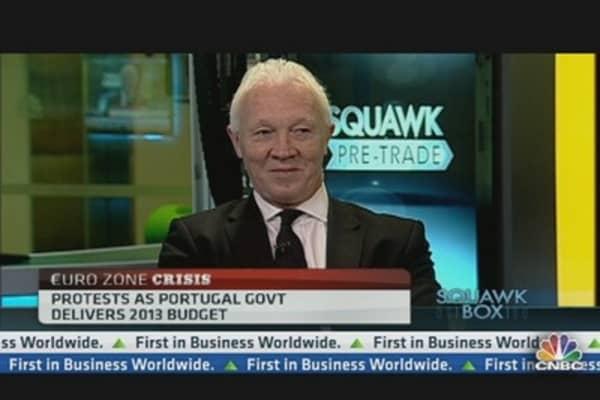 Will the Portuguese Govt Survive Austerity?