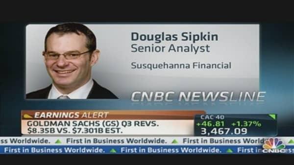 Goldman Sachs Beats Street & Raises Dividend