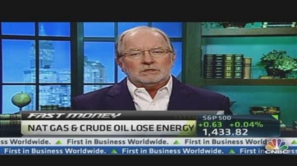 Dennis Gartman Makes Bear Case for Crude