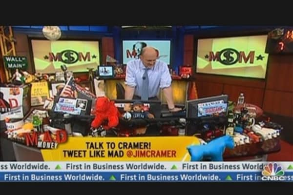 Cramer's High-Momentum Stock Picks