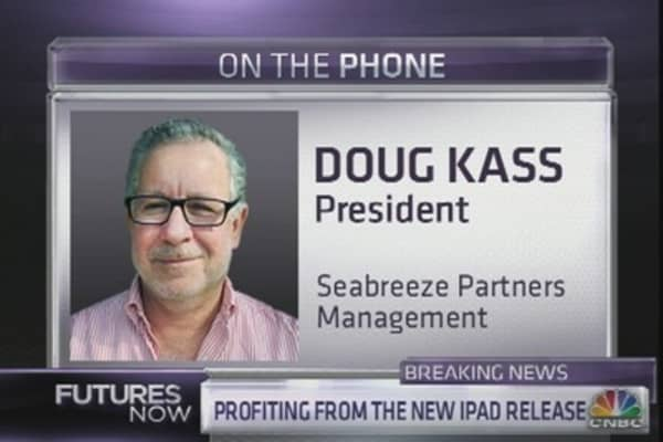 Doug Kass: Apple's Best Days Behind It