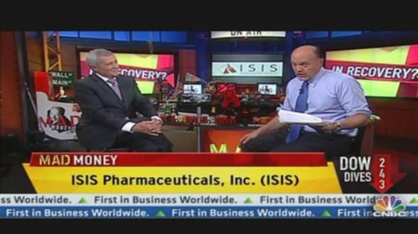 ISIS CEO: We're Confident in Kynamro
