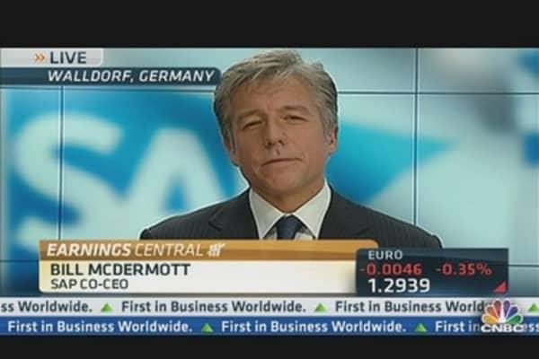 Big Data Drives SAP Growth: CEO
