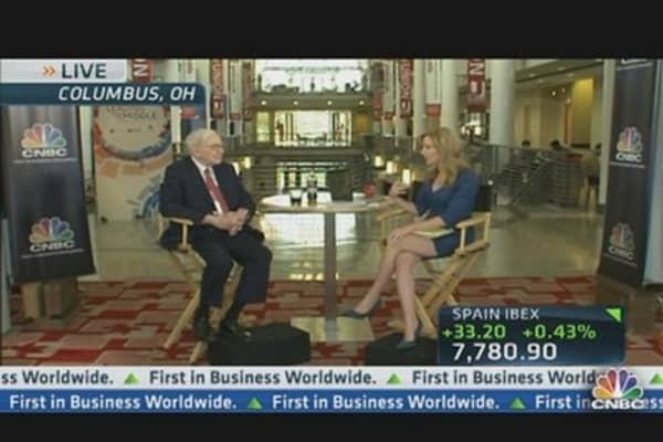 Buffett's Final Word: Hold