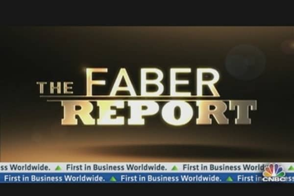 Faber Report: AT&T Q3 Earnings Mixed