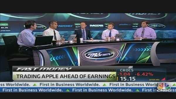 Apple Stock Heading to $580: Tim Seymour