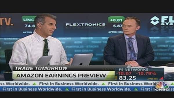 Trading Amazon Before Earnings: Pros
