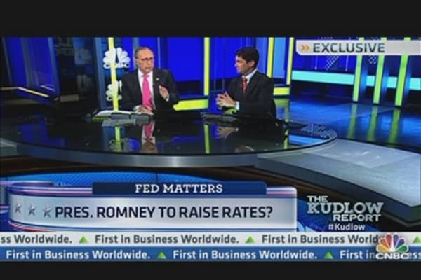 Ominous Signal from Fed?