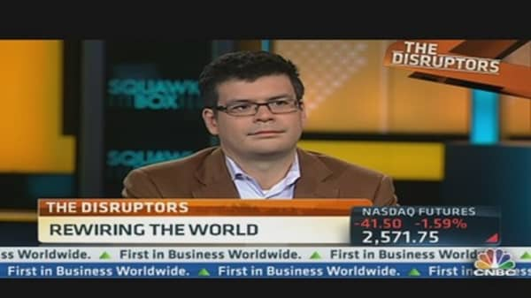 Disruptors: Bruce Gibney on TaskRabbit