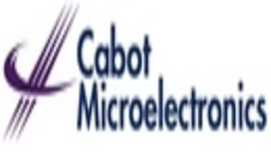 Cabot Microelectronics Corporation Logo