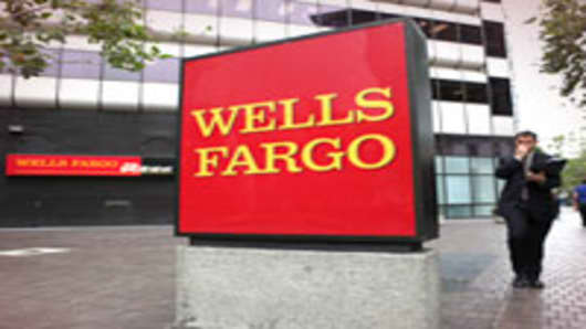 Wells Fargo Shares Drop as Revenue Comes in Light