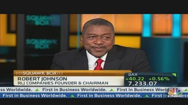 Johnson on Leadership and the Fiscal Cliff