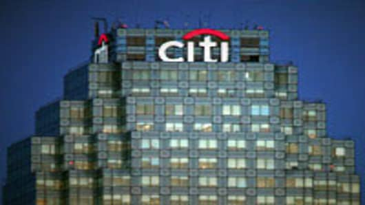 Citi Profit Falls, but Tops Estimates; Shares Move Higher