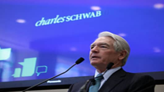 Charles Schwab Corp. founder and chairman Chuck Schwab