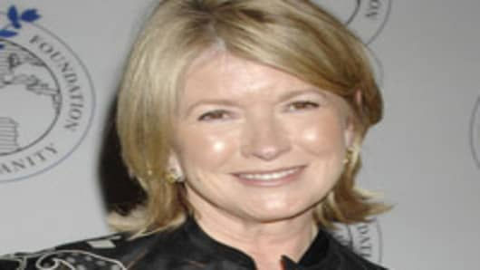 Retail Doing 'Very Well': Martha Stewart