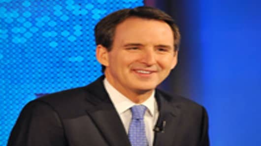 Solving the Fiscal Cliff Is Just 'Math': Pawlenty