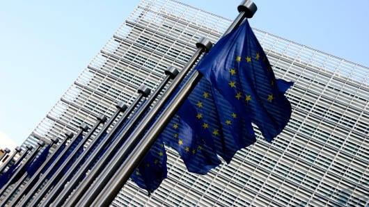 EU Headquarters in Brussels, Belgium.