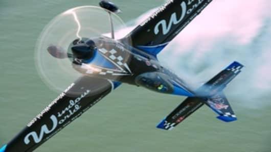 Rob Holland Plane