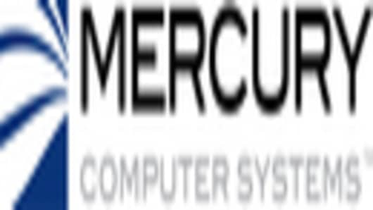 Mercury Computer Systems Logo