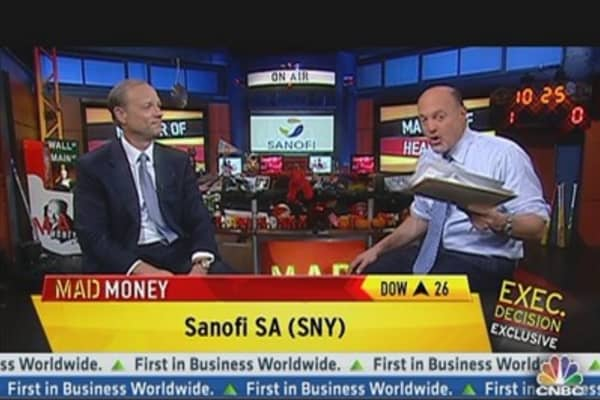 Sanofi CEO on Orphan Drugs