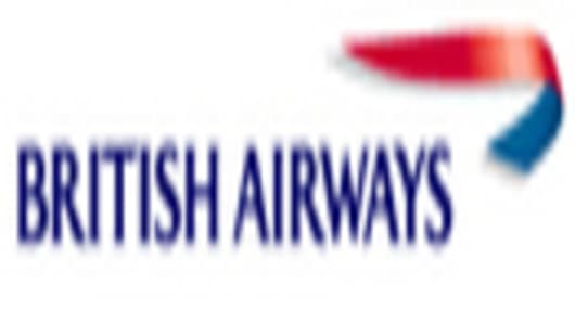 British Airways PLC Logo
