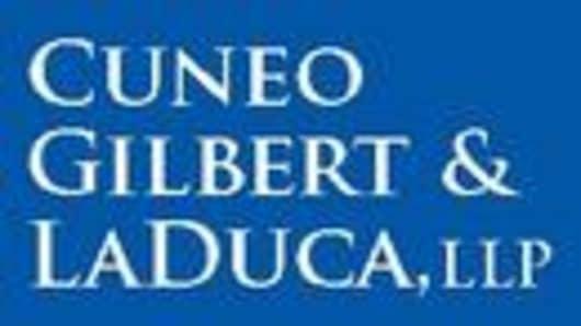 Cuneo Gilbert & LaDuca, LLP Logo