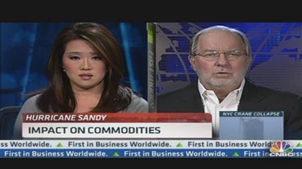 Gartman: Commodities in a Storm