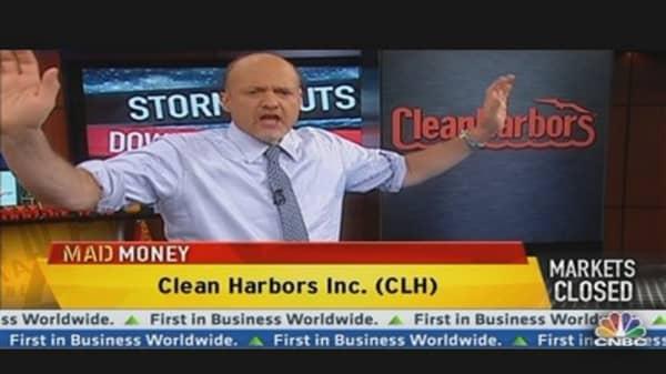 Clean Harbor CEO: Hurricane Sandy & Safety-Kleen Buy