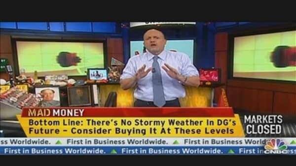 Cramer: Dollar General Is A Steal