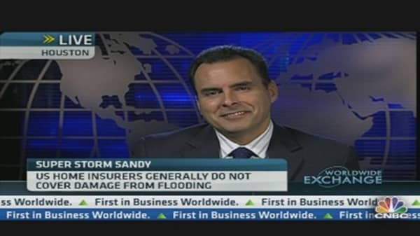 Sandy Could Provide a Short-Term Boost to Economy