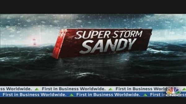Sandy's Aftermath: Impact on Refineries