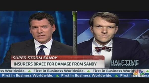 Insurers and Sandy's Wrath