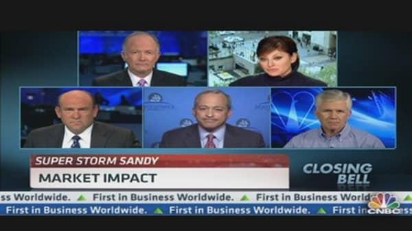 Sandy's Market Impact