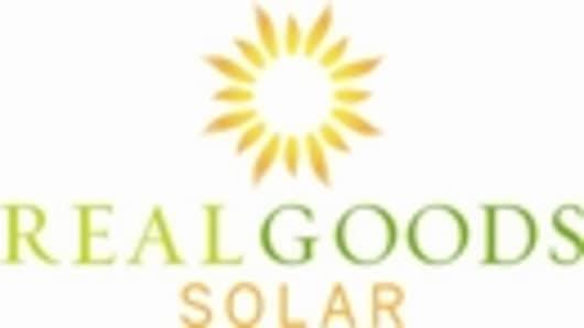 Real Goods Solar, Inc. Logo