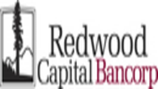 Redwood Capital Bancorp Logo