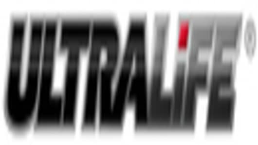 Ultralife Corporation logo