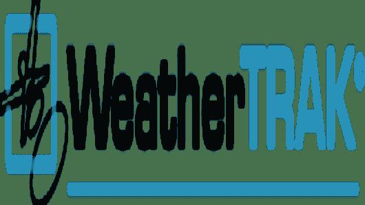 WeatherTRAK logo